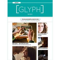 Journalism students have developed a periodical for web as many magazines switch from print to online.