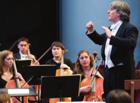 Timothy Muffitt and the Lansing Symphony Orchestra
