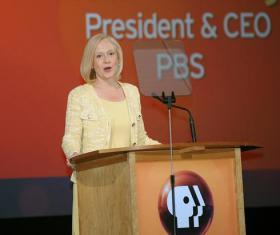 PBS President and CEO Paula Kerger