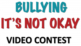 The best video's will  air on WKAR-TV for National Bullying Prevention Month in October.