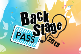 BackStage Pass 2013
