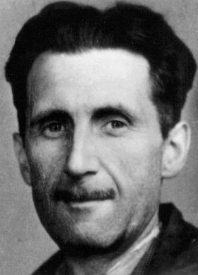 Before publishing 'Animal Farm' and '1984,' English author George Orwell joined a Marxist militia to fight in the Spanish Civil War.