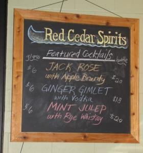 East Lansing's Red Cedar Spirits is part of the state's growing craft distillery movement.