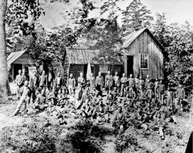 The 21st Michigan Infantry.