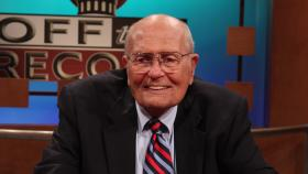 Congressman John Dingell (D), appearing on Off the Record with Tim Skubick.