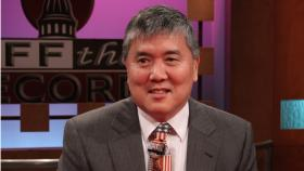 Tea Party activist Wes Nakagiri of RetakeOurGov, appearing on Off the Record with Tim Skubick.