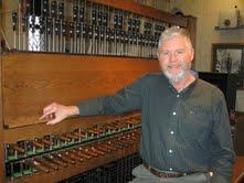 Ray McLellan plays the carillon atop MSU's Beaumont Tower each Tuesday.  The MSU Carillon Summer Series begins this Wednesday at 6 p.m. and continues weekly through July 31.