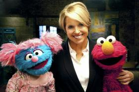 "Sesame Street offers a downloadable grief support kit designed to help young children. The ""When Families Grieve"" program with Katie Couric is available online."