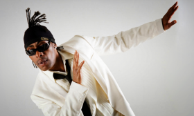 Coolio performs at The Loft in Lansing on Thursday.
