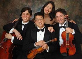 Cerutti Quartet plays Debussy