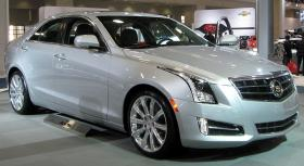 The Cadillac ATS is built at Lansing's Grand River plant. In 2013, the ATS was named North American Car of the Year.