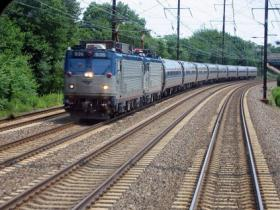 Some Michigan Transportation Odyssey participants are using AMTRAK rail service to get to Detroit.