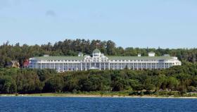The Grand Hotel was the site of most of the action this weekend, as top Republicans from around the country gathered for the  Mackinac Republican Leadership Conference.