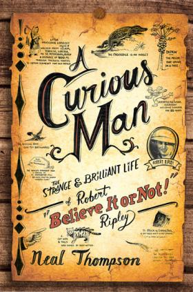 Book Cover: A Curious Man