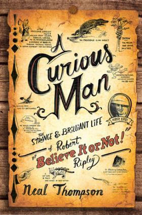 Book Cover: A Curious Man