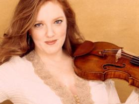 Rachel Barton Pine play Robert Schumann