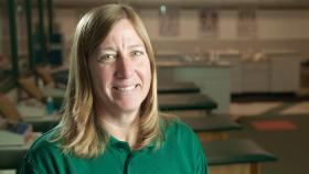 Portrait: Dr. Sally Nogle