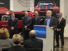 Governor Snyder hopes the new law will be a boost for the state's auto and tourism industry, as well as taxpayers.