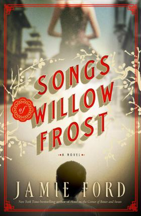Book Cover: Songs of Willow Frost