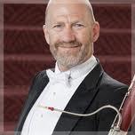 SFSO bassoonist Steven Dibner