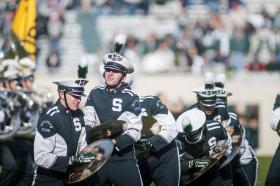 The MSU fight song was ranked #16 on Yahoo's list of top fight songs in college football.