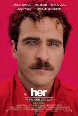 This year the the Detroit Film Critics Society named  'Her' best picture of the year.