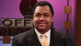 Sen. Coleman Young II, (D) appearing on Off the Record with Tim Skubick.