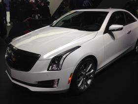 The Cadillac ATS Coupe will roll off a Lansing assembly line later this year.