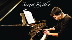 Sergei Kvitko - Album Cover Art
