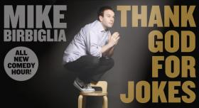 Mike Birbiglia is also a regular contributor to NPR's 'This American Life.'