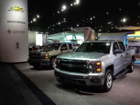 The Chevrolet Silverado was named North American Truck of the Year last week at the Detroit Auto Show.