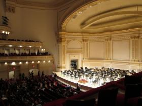 The MSU Wind Symphony will take the stage this Saturday night at Carnegie Hall.