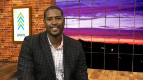 Andre Hutson on Current Sports TV
