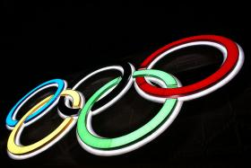 Batra says there has been some turnover in Olympic sponsors, but companies like GE and VISA remain.
