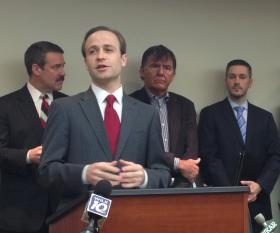 Lt. Gov. Brian Calley is championing the legislation as a 'win-win' for communities.