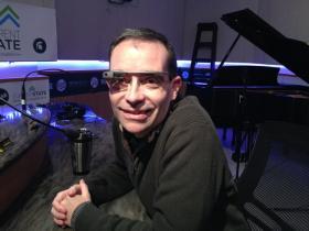 Ari Adler is a Google Glass explorer from Lansing.