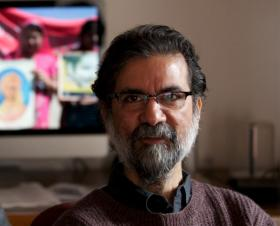 "Sanjay Kak. He'll attend tonight's 7:30 p.m. screening of ""Red Ant Dream"" in B122 Wells Hall on the MSU campus."