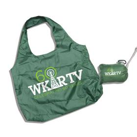 Chico bag with WKAR logo