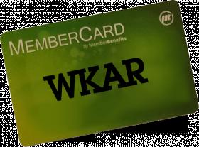 MemberCard - WKAR