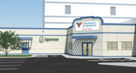 Joe Ruth, executive vice president and chief operating officer of Sparrow Health Systems, said the clinic will run like a family practice and be open to anyone in the community that needs care.