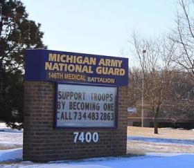 Proposed cuts in troop levels have Michigan's military leaders concerned.