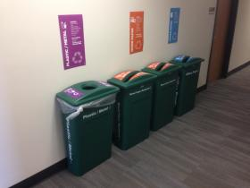 Gov. Snyder hopes to increase the amount of recycling done in Michigan.