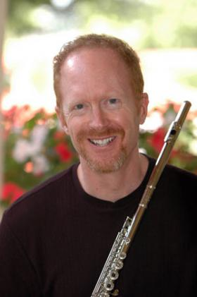 Flutist Richard Sherman