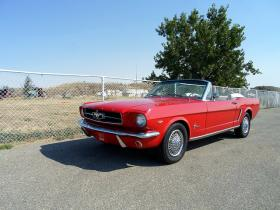 More than 8 million Ford Mustangs have been sold since April 1964.