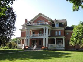 The Turner-Dodge house is the only 19th century residence in the greater Lansing area open to the public.