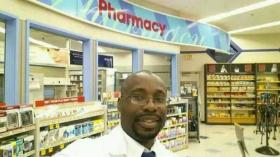 Michael Addo was killed last Monday at the Rite Aid pharmacy in Frandor.