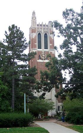 MSU's Beaumont Tower.