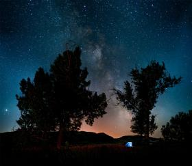 This month marks the three-year anniversary of Michigan's first International Dark Sky Park.