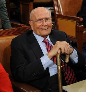 Congressman Dingell in the 112th Congress.