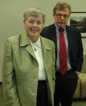 MSU President Lou Anna K. Simon, Jack Lessenberry